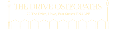 THE DRIVE OSTEOPATHS logo